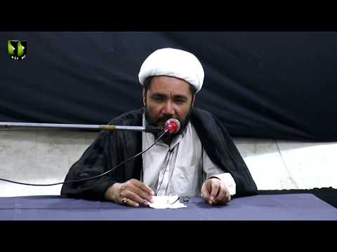 [Lecture] Topic: Mustahbat e Ziyarat ka Falsfa   Moulana Muhammad Hussain Raesi   Muharram 1440 - Urdu