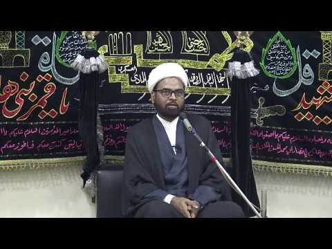 #9 Agha Akthar Abbas Jaun  Topic:Wilayath - Ashura Ki Roshni Me - Urdu