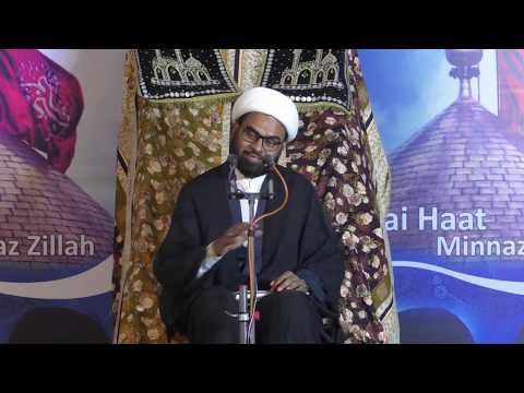 2nd Majlis 2nd Muharram 1440 Hijari 2018 Topic:Izzat e Hussaini - Ummat ki Nijaat kaa Zariya By H I Akhtar Abbas Jaun-Ur