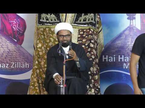 3rd Majlis 3rd Muharram 1440 Hijari 2018 Topic:Izzat e Hussaini - Ummat ki Nijaat kaa Zariya By H I Akhtar Abbas Jaun-Ur
