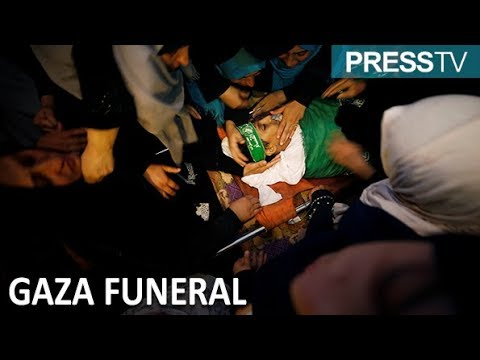 [7 October 2018] Palestinians attend funeral of boy killed by Israel - English