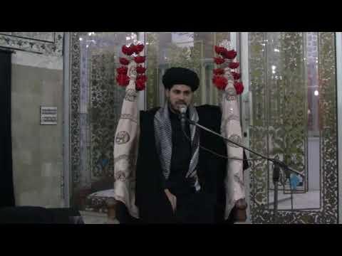 [Majlis 1] Khitaab: Moulana Syed Haider Ali Jafri | Muharram 1440/2018 - Urdu