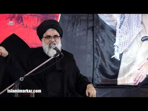 Majlis-e-Aza 72 Taboot  - Part#2 - Allama Syed Jawad Naqvi October 2018 - Urdu