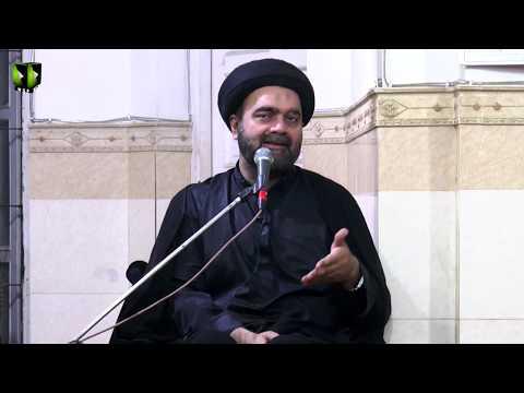 [03] Topic: علم امام حسن ؑ اور تعبیر خواب | H.I Muhammad Ali Naqvi | Muharram 1440 - Urdu