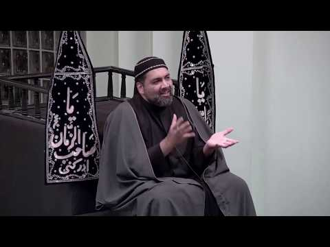 [Majlis-e-Aza 19th Muharram 1440]  Maulana Asad Jafri At Idara-e-Jaferia MD USA 9-29-2018 - English