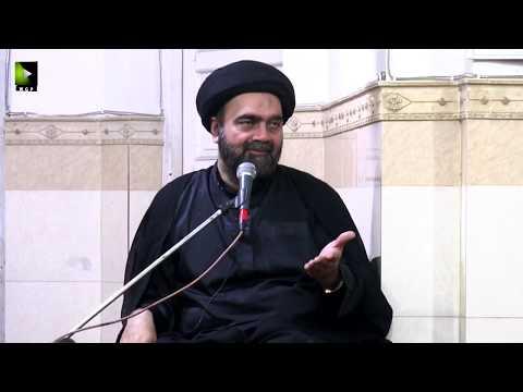 [04] Topic: علم امام حسن ؑ اور تعبیر خواب | H.I Muhammad Ali Naqvi | Muharram 1440 - Urdu
