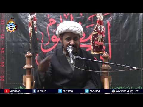 1st Majlis 25th Muharram 1440 Hijari 6th October 2018 Topic:Shaa\'er Allah ki Tazeem aur Azadari By H I Arshad Hussain-U