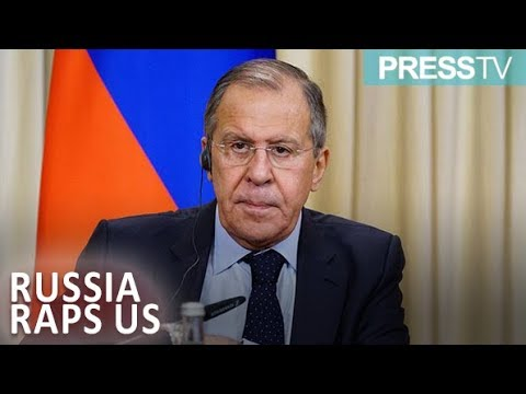 [13 October 2018] US seek to establish \'quasi-state\' in Syria: Lavrov - English