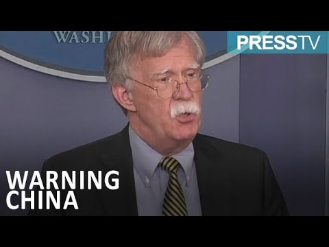[13 October 2018] John Bolton seeking to create leverage for US: Analyst - English