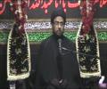 8th Majlis Night 19th Safar 1436 Hijari - By H I Syed Zaigham Rizvi-Darbar-e-Ma\'sumeen(A.S) - urdu
