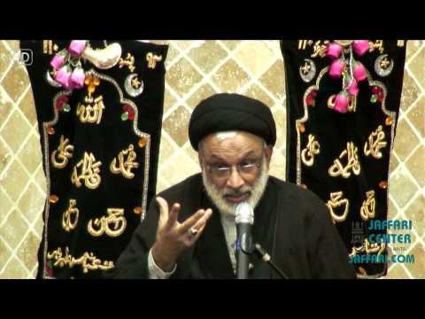Majlis e Aza 27th Muharram 1434 Hijari December 2012 Speaker: Maulana Qazi Syed Muhammad Askari - Urdu