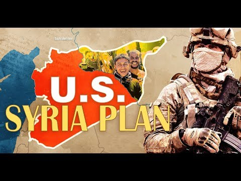 [14 October 2018] The Debate - U.S. Syria Plan - English