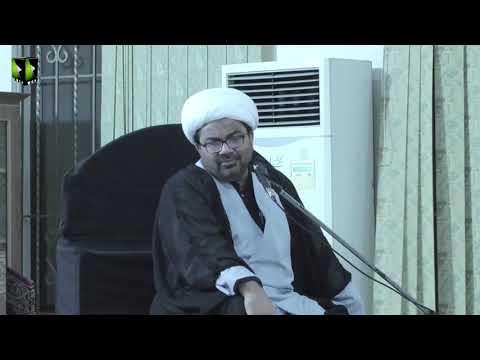 [1] Topic: عباد الرحمن  | H.I Muhammad Raza Dawoodani | Safar 1440 - Urdu