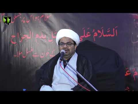 [3] Topic: عباد الرحمن  | H.I Muhammad Raza Dawoodani | Safar 1440 - Urdu