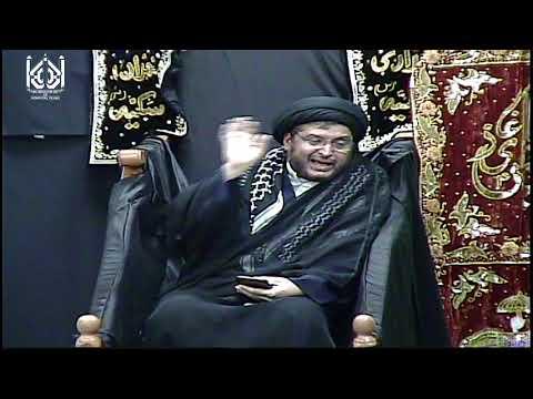 [01] Moulana Sartaj Zaidi   Safar 1440 AH   October 12, 2018 IEC Houston Urdu