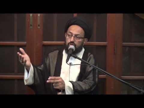[2] Topic: Irfan-e-Sadiq Or Irfan-e-Kazib | H.I Sadiq Raza Taqvi | Muharram 1440/2018 - Urdu