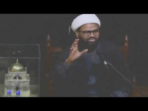 Majlis e Aza Shahadat Imam Sajjad a.s 25th Night - 4th October 2018 By Allama Akhtar Abbas Jaun - Urdu