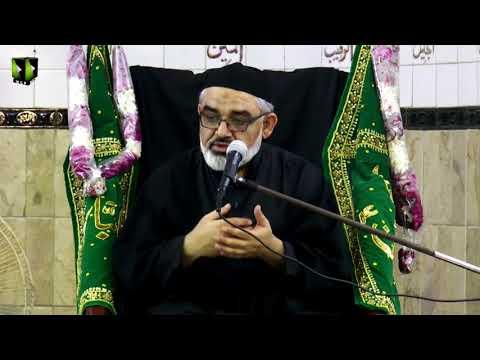 [7] Topic: معاشرے کے رسم و رواج اور نصرتِ امامِ زمانہؑ | H.I Ali Murtaza Zaidi - Urdu