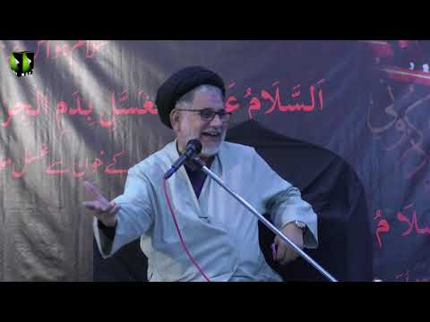 [1] Topic: قرآن و نور  | H.I Hassan Zafar | Safar 1440 - Urdu