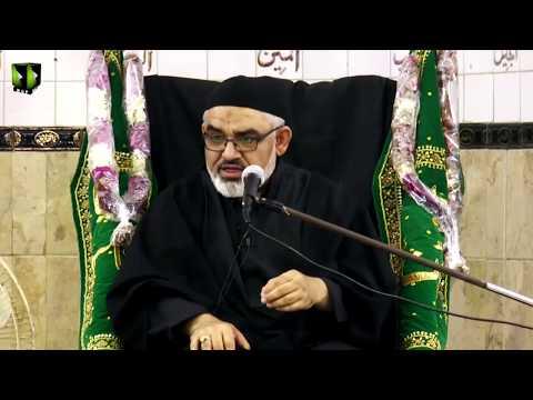[9] Topic: معاشرے کے رسم و رواج اور نصرتِ امامِ زمانہؑ | H.I Ali Murtaza Zaidi - Urdu