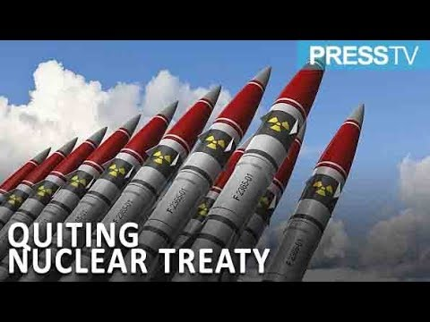[22 October 2018] Russia slams U.S. intention to scrap Intermediate-range Nuclear Forces treaty - English