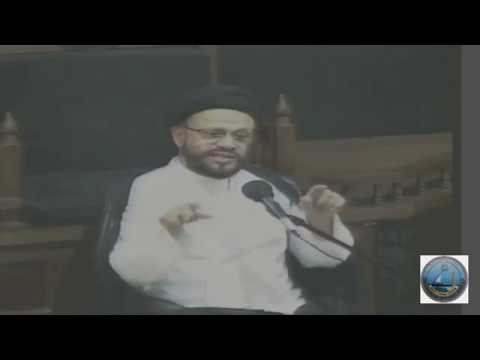 Ashra e Zainabiyya 2nd Majlis 12th Safar 1440 Hijari 21st October 2018 By Allama Syed Muhammad Zaki Baqri - Urdu