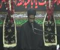 4th Majlis Night 15th Safar 1436 Hijari Topic:کرامتِ انسان By H I Syed Zaigham Rizvi-urdu