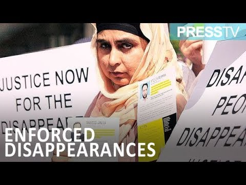 [23 October 2018] Enforced disappearances continues in Pakistan - English