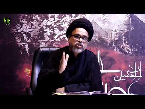 [Clip 2] اربعین راہ قرب Arbaeen Rah Qurb | H.I Haider Abbas Abidi - Urdu