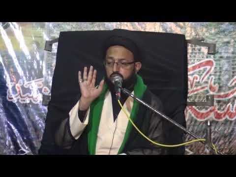 [Majlis] Topic: Allah ke Rehmat or Us ka Misdaq | H.I Sadiq Raza Taqvi | Safar 1440/2018 - Urdu