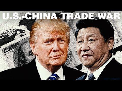 [31 October 2018] The Debate - US-China trade war - English