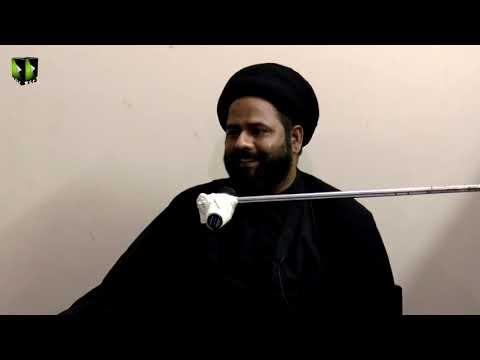 [3] Topic: Uswa-e-Hasana - اسوۂ حسنہ | Moulana Syed Ali Afzaal | Safar 1440 - Urdu
