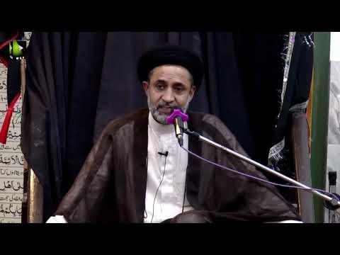 [02]Nizam e Wilayat نظامِ ولایت | H.I S.M Haider Naqvi - Urdu