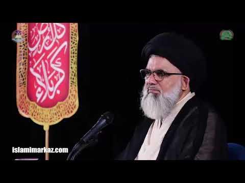 Hukumran Qassab Khandan say eitiyat say mulaqat karein - Allama Syed Jawad Naqvi 2018 -urdu