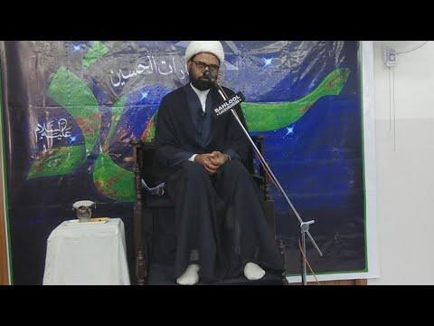 4th Majlis-E-Aza 24th Safar 1440 Hijari 3rd Nov 2018 Topic: Seerat e Imam Sajjad (as) By Allama Akhtar Abbas Jau