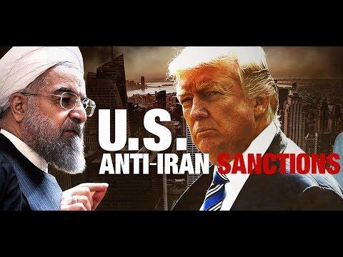 [4 November 2018]  The Debate - U.S. Anti-Iran Sanctions - English