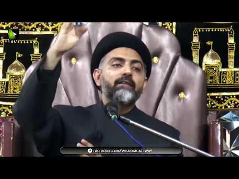 [Clip]Nizam e Wilayat نظامِ ولایت | H.I Nusrat Bukhari - Urdu