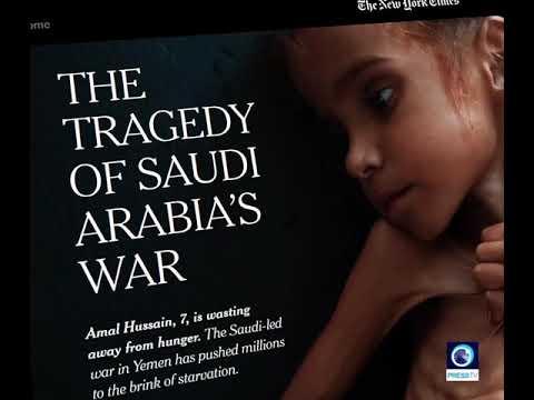 [7 November 2018]  The tragedy of Saudi Arabia\'s war on Yemen - English