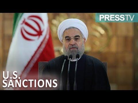 [10 November 2018] Iran\'s President: Washington failed to cut oil sales - English