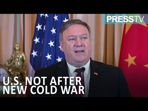 [10 November 2018] Pompeo urges China to halt South China Sea militarization - English