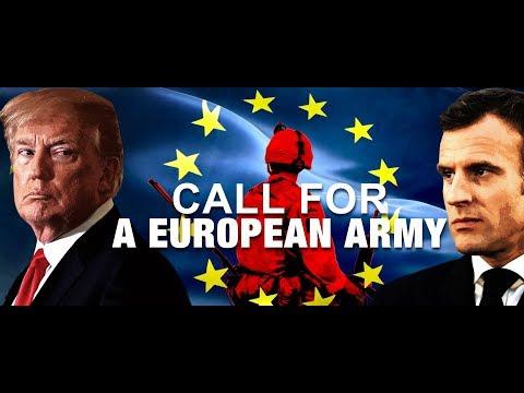 [11 November 2018]  The Debate - Call for a European Army - English
