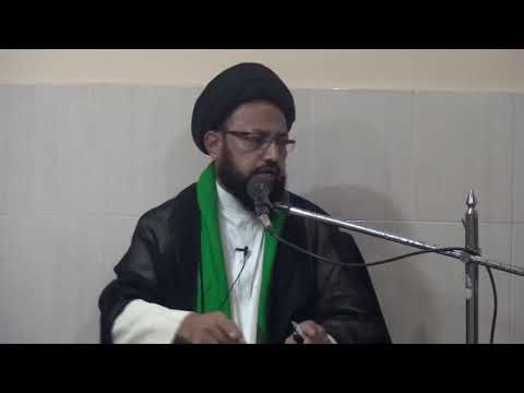 [Majlis 3] Topic: مقام و امتحان حضرت زینبؑ | H.I Sadiq Raza Taqvi - Urdu