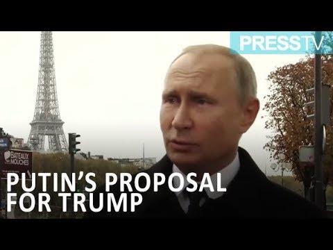 [12 November 2018] Putin: Russia ready for talks with US on INF treaty - English