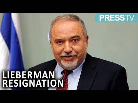 [15 November 2018]  Israel's Lieberman resigns in opposition to Gaza truce deal - English