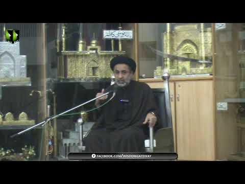 Maqdsad e Hayat Quran ki Nazar main مقصدِ حیات قرآن کی نظر میں | Haider Naqvi مولانا حیدر