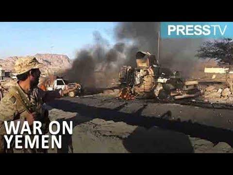 [20 November 2018] Saudi Arabia continues to pound Yemen\'s Hudaydah - English