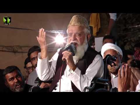 Qomi Milad e Mustafa(s.a.w) Conference 2018 | Janab Siddique Ismael -Urdu