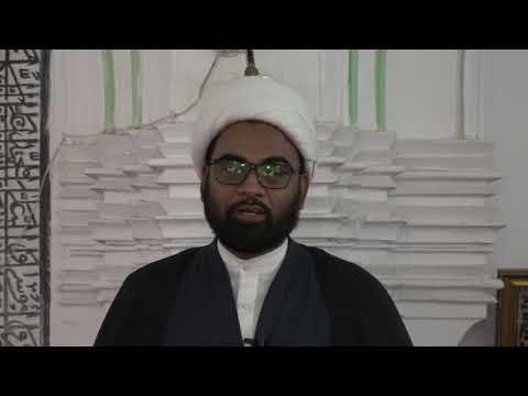 Khutba-e-Juma : 02-11-2018 : H.I. Moulana Akhtar Abbas Jaun-urdu