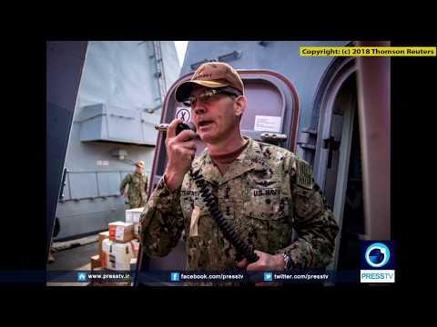 [2 December 2018] Senior U.S. admiral found dead in Bahrain - English