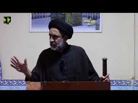 [ Friday Sermon ] H.I Muhammad Haider Naqvi   30 Nov 2018    Masjid Shia asna Ashri Karachi - Urdu